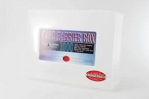2 Boxes KMC Card Barrier Box 1000