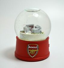 OFFICIAL ARSENAL HIGHBURY FOOTBALL STADIUM SNOW GLOBE