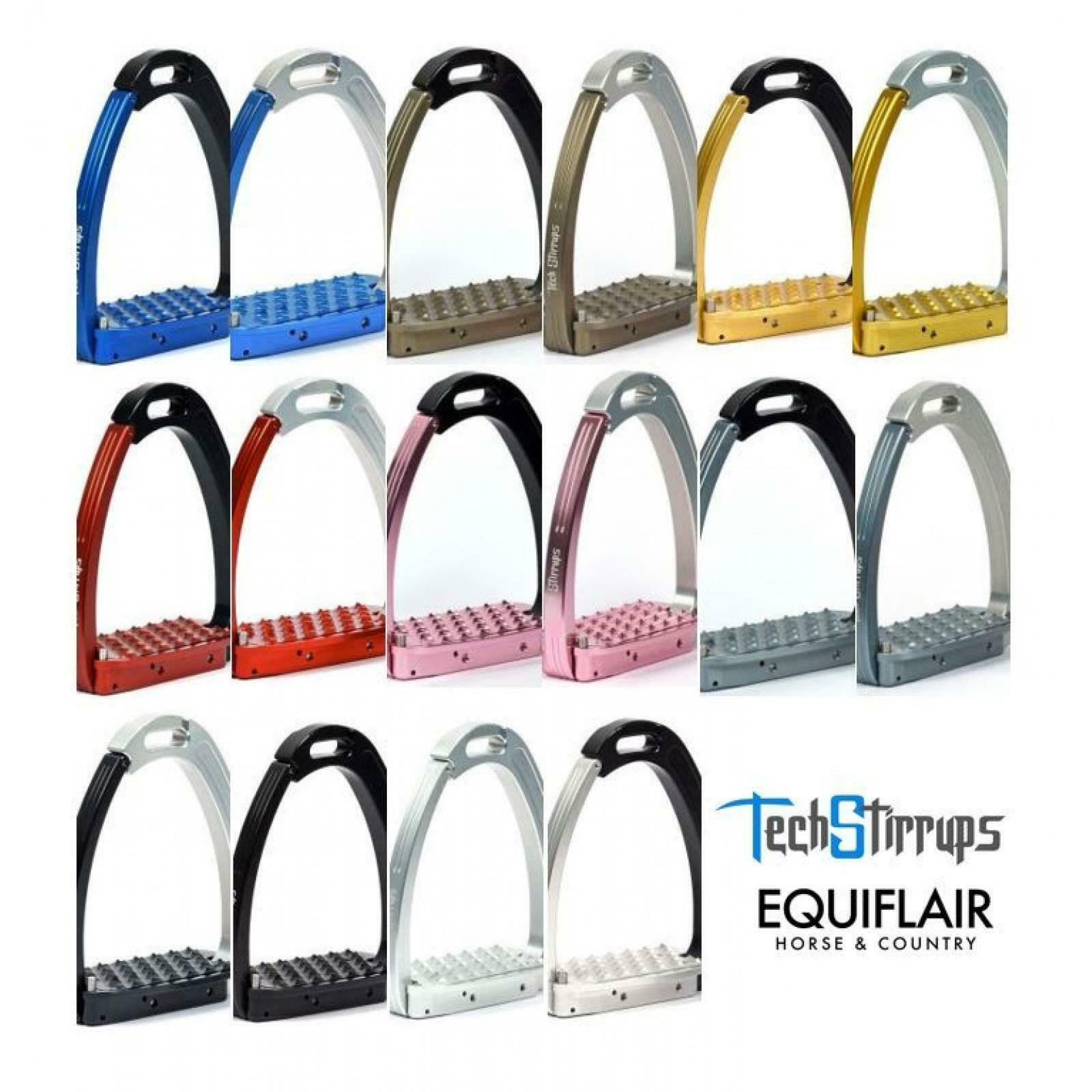 Tech Stirrups Venice Young Safety Irons