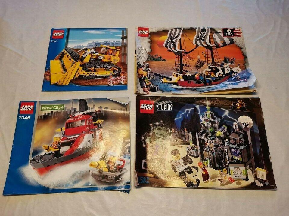 Lego andet, Lego world city, pirates