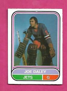 RARE-1975-76-OPC-WHA-101-JETS-JOE-DALEY-GOOD-CARD-INV-D2927