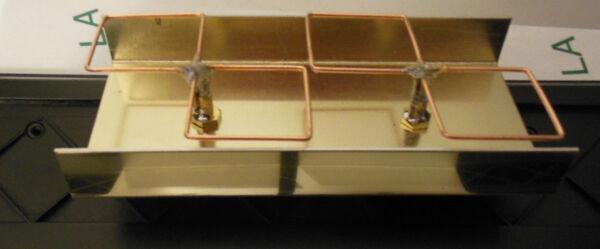 2.4ghz Antenna For A Phantom 3 Pro Upgrade Dual Biquad 16dbi Rp-sma Female Plugs