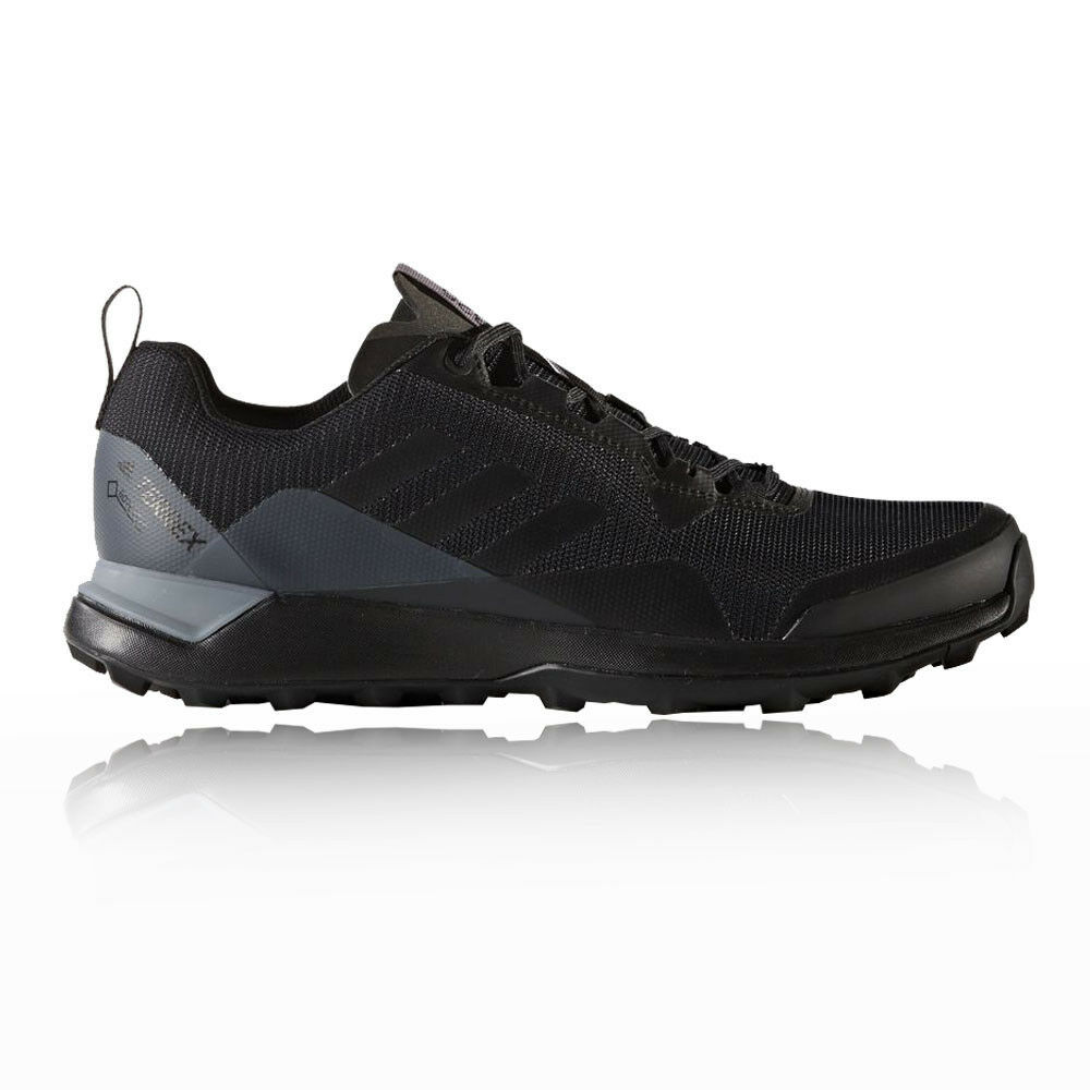 adidas Mens Black Terrex CMTK GTX Trail Running Sports Shoes Trainers Sneakers