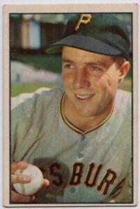 1953-Bowman-16-Bob-Friend-VG-VGEX-Pittsburgh-Pirates-FREE-SHIPPING
