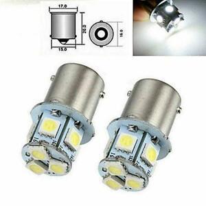 White-1156-1157-5050-8SMD-Car-Auto-Led-Brake-Light-Lamp-Signal-Turn-Tail-S6L6