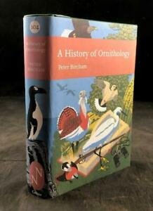 2007-NEW-NATURALIST-LIBRARY-ORNITHOLOGY-NUMBER-104-DUST-WRAPPER-1ST-EDITION