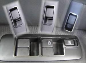 D VW Caddy Chrom Rahmen für Schalter Fensterheber Edelstahl poliert