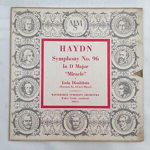 HAYDN-SYMPHONY-NO-96-IN-D-MAJOR-034-MIRACLE-034-ISOLA-DISABITATA-10-034-VINYL