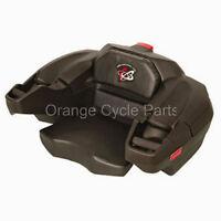 Wes Comfort Standard Rear Cargo Box Seat Atv W/lock And Rear Brake Light 121-00