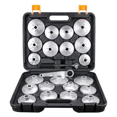 9pcs Oil Filter Wrench Socket Cap Removal Tool Kit for Mercedes BMW Audi VW GM