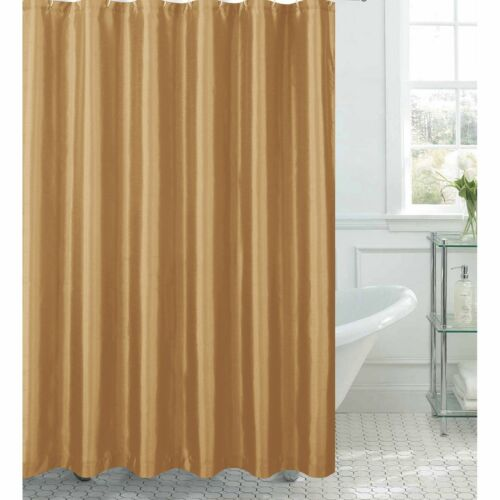 """NEW Deluxe Heavyweight  Shower Curtain Liner with Metal Grommets 70/""""X 72/"""" NEW"""