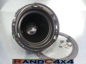 Land Rover Series 2 2A /& 3 Headlamp Headlight Lucas Metal Bowl Mounting Kit