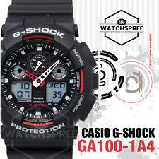 Casio G-Shock Bold Face. Tough Body. Series Watch GA100-1A4