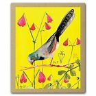Vintage Birds GreenNotes Boxed Notecards for All Occasions Makhoul Anisa (illu