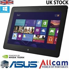 "ASUS VivoTab RT 10.1"" NVIDIA Tegra3 Quad-Core 1.3GHz CPU 32GB WiFi Windows RT"