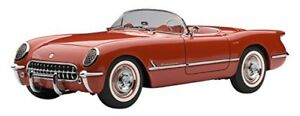 Autoart 71082 Mini Voiture 1/18 Chevrolet Corvette '54 (rouge) Fini Objet Japon