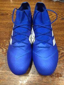 Adidas Nemeziz 18.1 Fg. Blue White Size