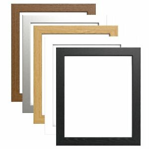 Photo-Frames-Poster-Frame-Picture-Frame-Wood-Effect-Various-Sizes-A1-A2-A3-A4-A5