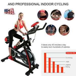Bicycle-Cycling-Home-Gym-Exercise-Stationary-Bike-Cardio-Workout-Indoor-Fitness