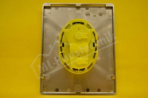 Abdeckplatte Skate Air senkr Montage mattchrom Grohe 38505P00