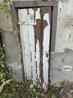 Alte Tür Deko : alte t r antik deko stallt r schuppen lager tisch alt shabby sprossen schloss ebay ~ Watch28wear.com Haus und Dekorationen