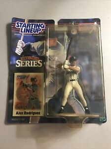 2000 STARTING LINEUP - SLU - MLB - ALEX RODRIGUEZ - SEATTLE MARINERS - EXTENDED