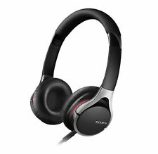 GENUINE Sony MDR-10RC High Resolution Stereo Headphones | Black
