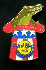 HRC HARD ROCK CAFE Orlando 4th July 1999 ha Gator