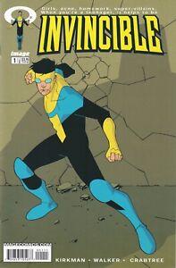 Invincible-0-144-Image-Comics-Full-Run-1st-Print-VF-NM-Kirkman-Ottley
