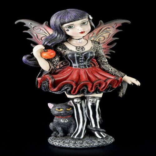 Gothic Elfen Figur Hazel Little Shadows Fantasy Fee Elfenmädchen Engel