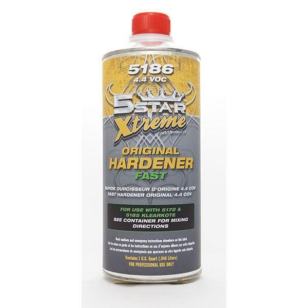FIVE STAR 5186 Original Hardener 4.4 VOC Fast - QT