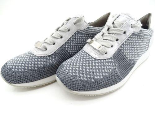 SneakerSchnüerschuhe Damen Lissabon Silber Grau Sportschuhe 37 Gr Ara wXk8n0PO
