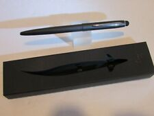 Fisher Space Pen SM4BS Non Reflective Cap-O-Matic pen with Conductive Stylus