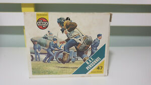 Airfix-1-72-HO-R-A-F-PERSONNEL-1975-in-Box