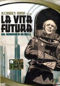 LA-VITA-FUTURA-Pulp-Video-DVD-Nuovo