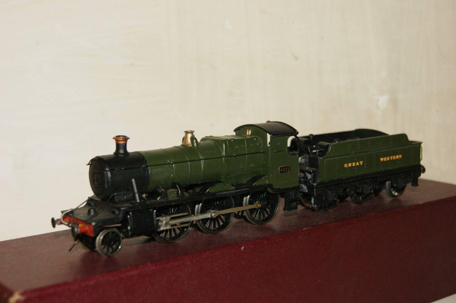 OO gauge KITBUILT Mogul 2-6-0 GWR verde Livery '4325' NICELY DETAILED