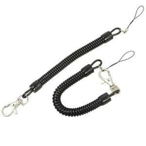 Anti-Lost-Retractable-Plastic-Spring-Elastic-Rope-Security-Gear-Airsoft-Outdoor