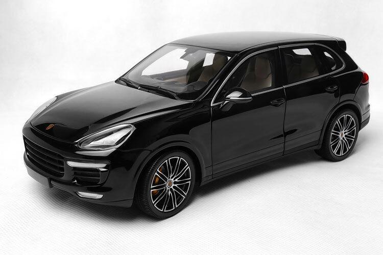 comprar ahora Minichamps 1 18 Porsche Cayenne Cayenne Cayenne Turbo S 2014 Negro  Envio gratis en todas las ordenes