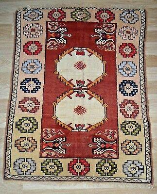 Turkish Handmade Oriental Anatolian Rug