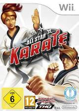 Nintendo Wii +Wii U KARATE All Star International Brandneu