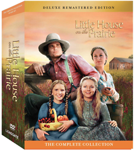 Little-House-on-the-Prairie-Complete-Series-DVD-NEW-Katherine-MacGregor