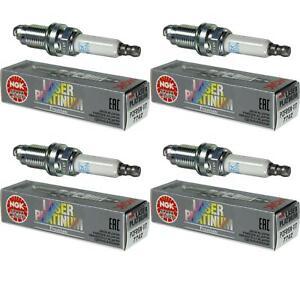 4x-NGK-laser-Platinum-premium-bujia-7742-tipo-pzfr-5n-11t-vela-Florian