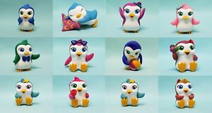 DeAgostini-Magiki-Pinguine-aussuchen-aus-allen-12-Figuren-Neu