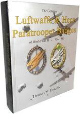 Luftwaffe & Heer Paratrooper Badges of WW2 (T. Durante)