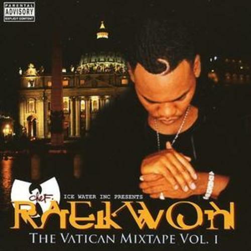 Raekwon : The Vatican Mixtape - Volume 1 CD (2007) Expertly Refurbished Product