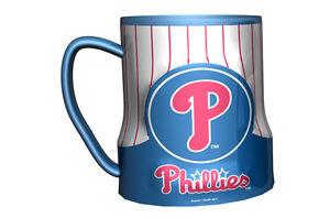 Philadelphia-Phillies-Coffee-Mug-18oz-Game-Time-NEW-MLB-Microwave-Cup-CDG