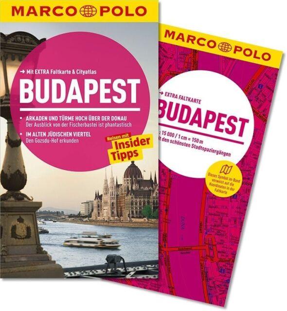 MARCO POLO Reiseführer Budapest von Rita Stiens Stiens (2014, Taschenbuch)