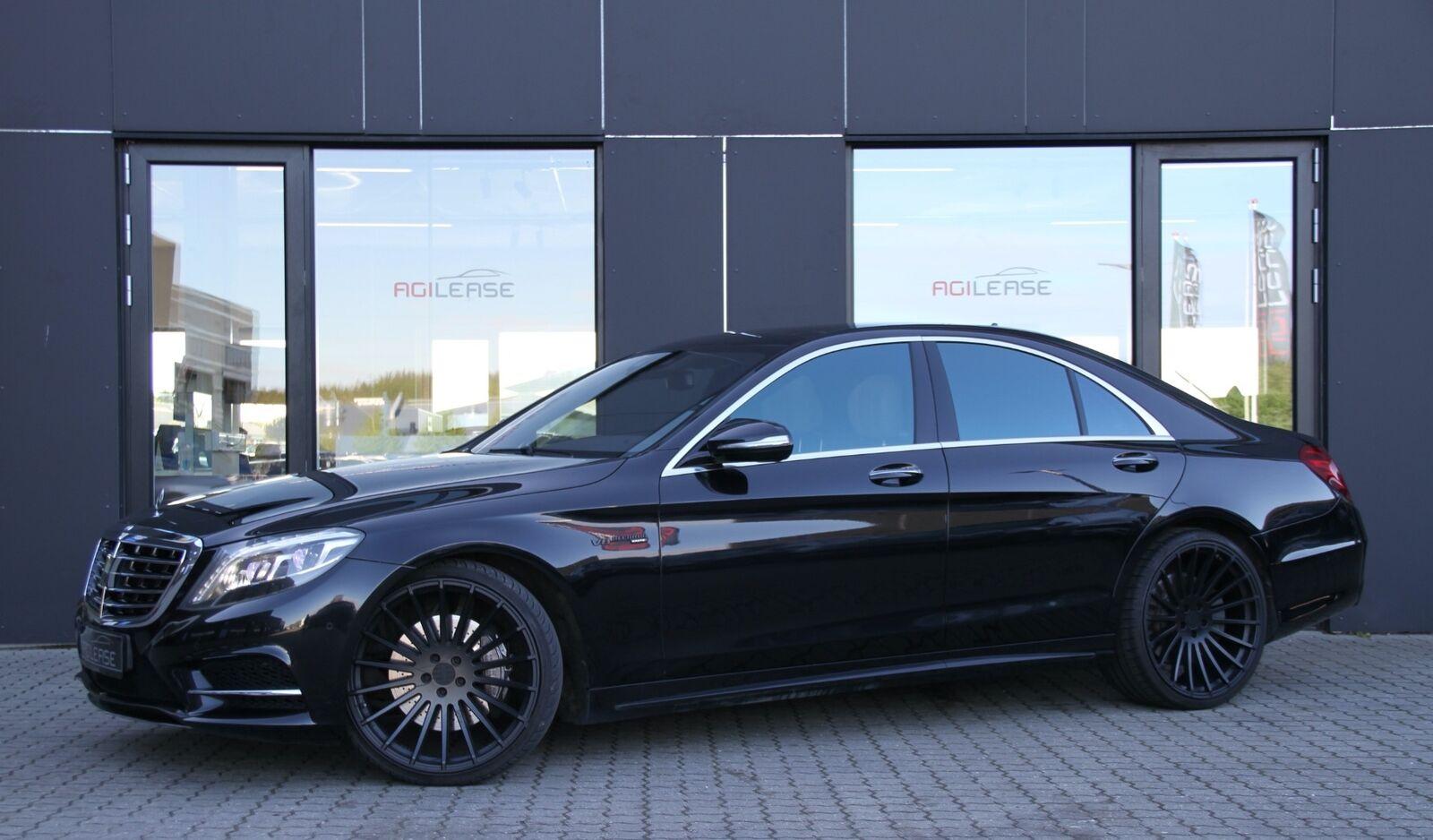 Mercedes S500 4,7 aut. 4d