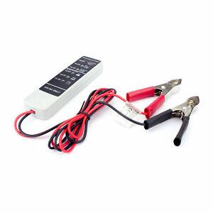 Batterietester-12V-Auto-Batterie-Tester-Pruefer-Autobatterie-Kfz-Batteriepruefer