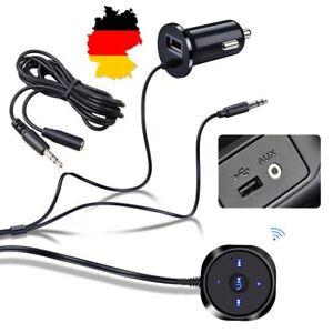 auto bluetooth wireless musik audio adapter receiver. Black Bedroom Furniture Sets. Home Design Ideas